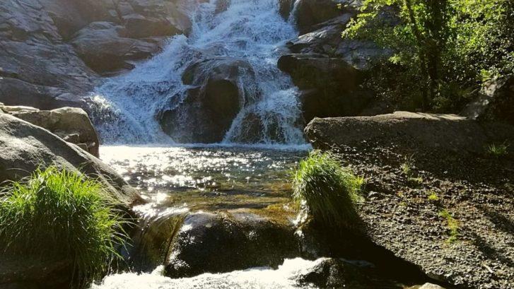 Cascada del Calderón Valle del Jerte