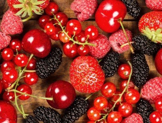 consumo local de frutas